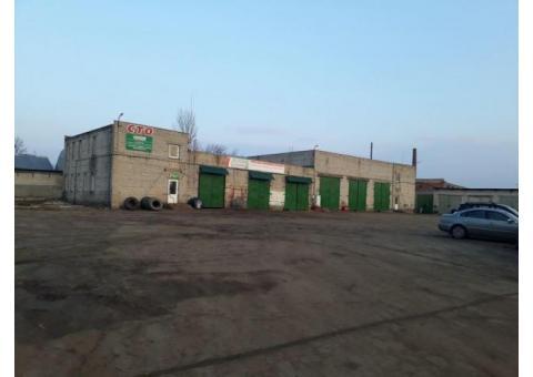 Крупный комплекс - СТО, Мойка, Шиномонтаж