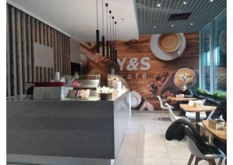 Сети общепита - кофепоинт, кофейня и кафе