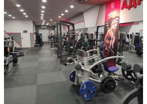 Спортивный зал в ТЦ