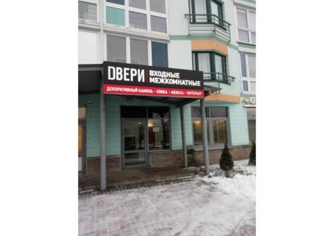 Дверной салон на улице Леонида Беды