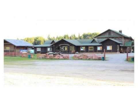 Горнолыжный комплекс в Минской области