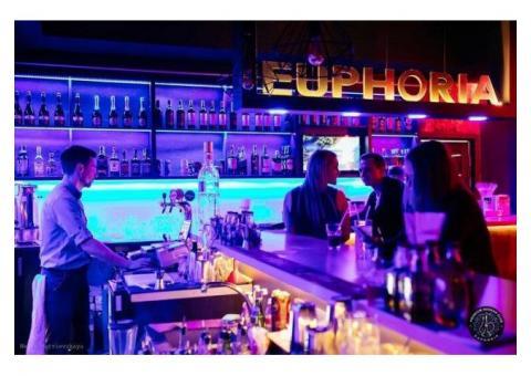Бар-Кальянная Euphoria сети Premium Hookah Club
