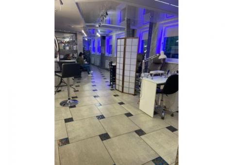 Продается элитный салон красоты в центре Минска