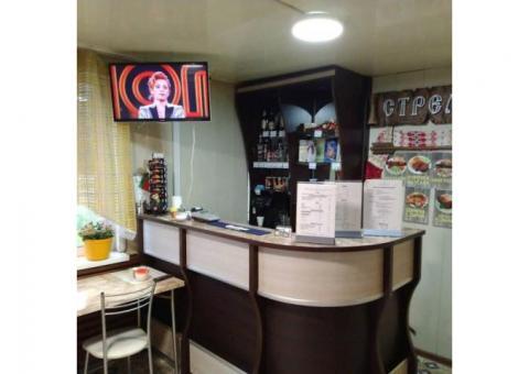 Кафе в собственности по трассе М1