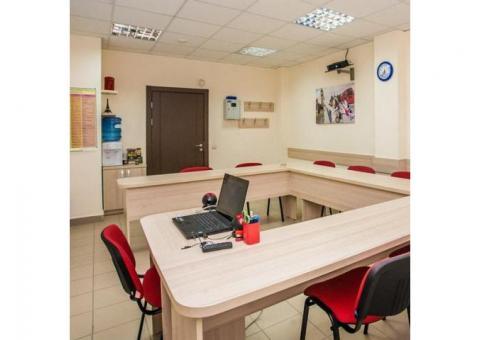 Прибыльный центр иностранных языков и развития